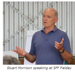 Stuart Morrison SFF Fielday